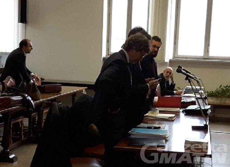 Evasione, difensore Accornero: fondi non erano soggetti a Iva