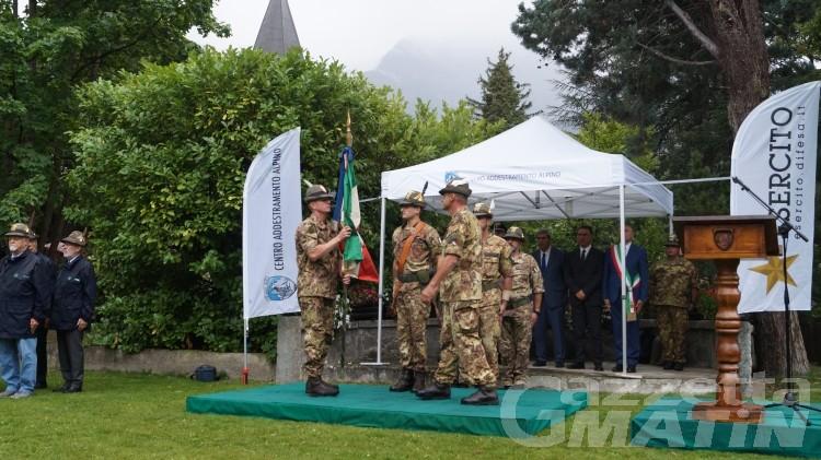 Esercito, il generale di Brigata Matteo Spreafico è il nuovo comandante del Centro Addestramento Alpino