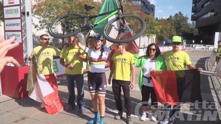 Mtb: Gaia Tormena vince la Coppa del Mondo di Xce