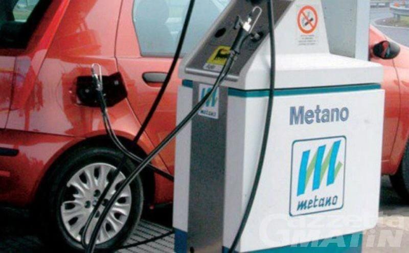 Mobilità: incentivi per le auto a metano