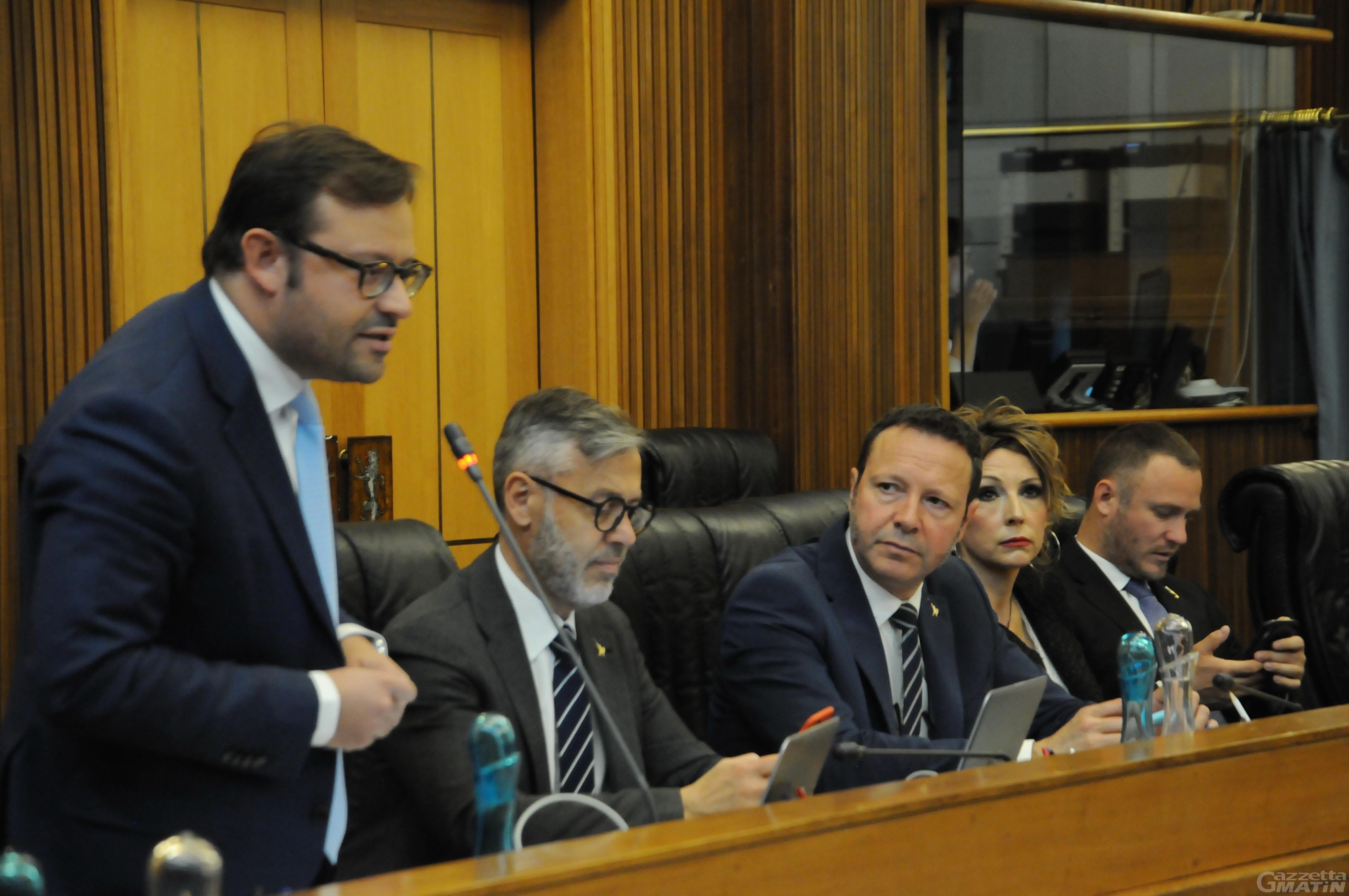 Imprese in difficoltà, proposta di legge della Lega Vallée d'Aoste