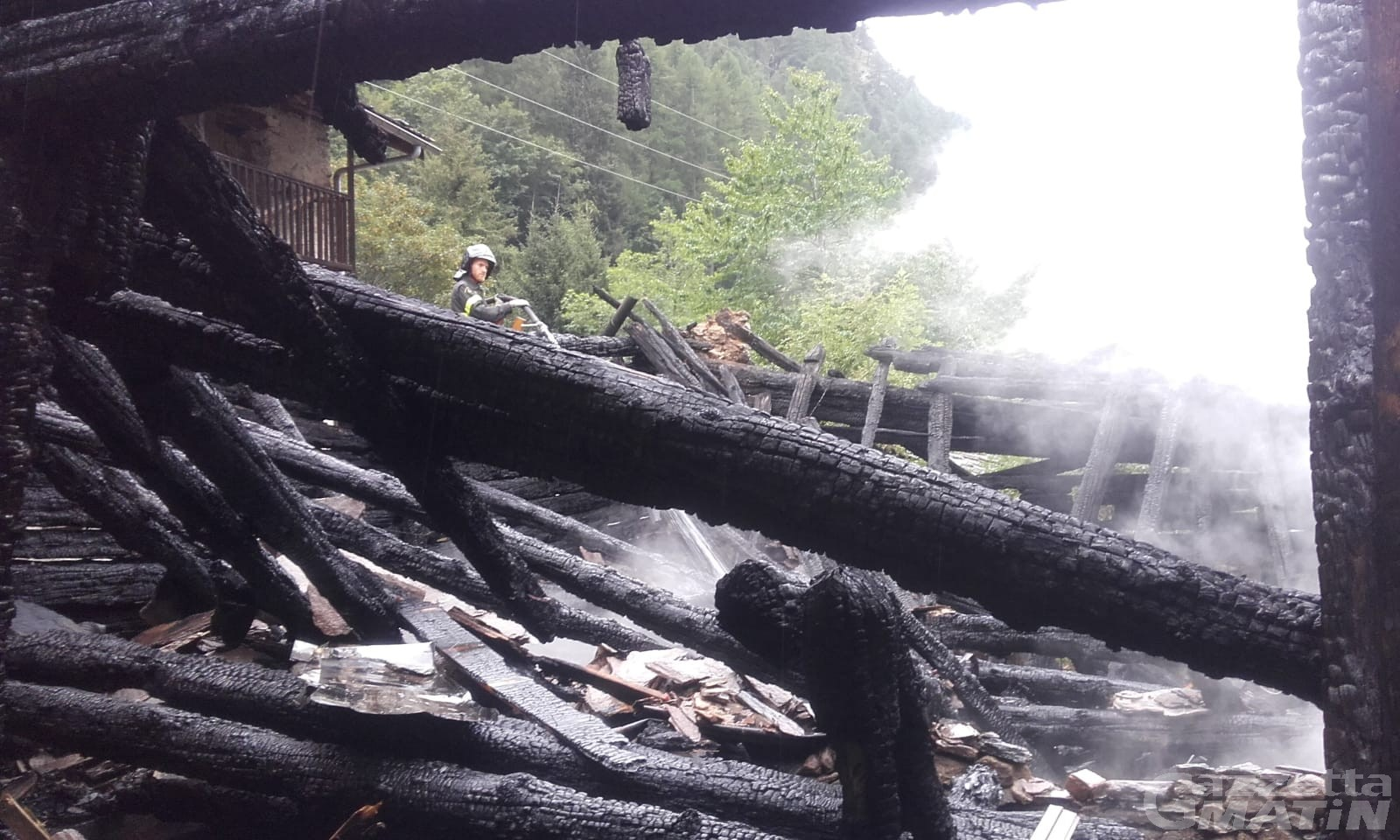 Rogo rascard a Valsavarenche: ancora dubbi sulle cause