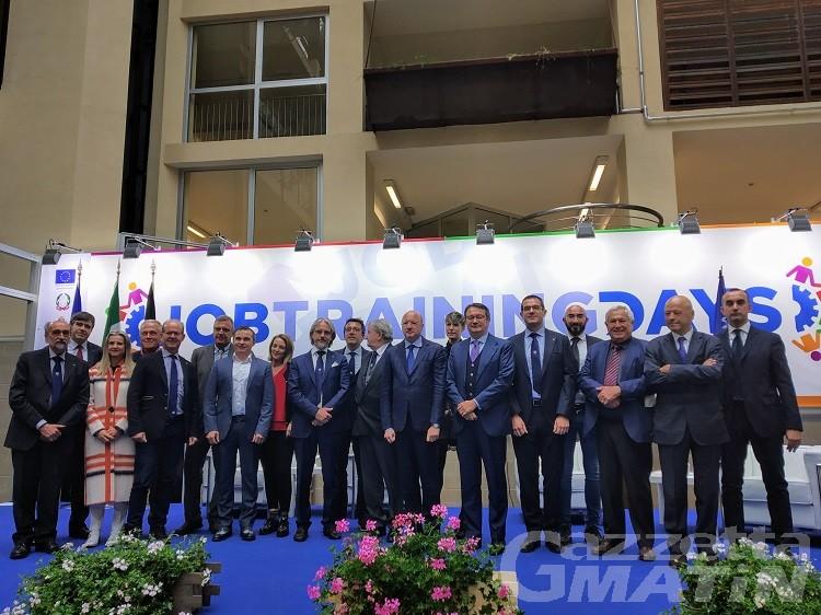 Industria 4.0 e futuro piccole regioni, Boccia (Confindustria): priorità a lavoro e capitale umano