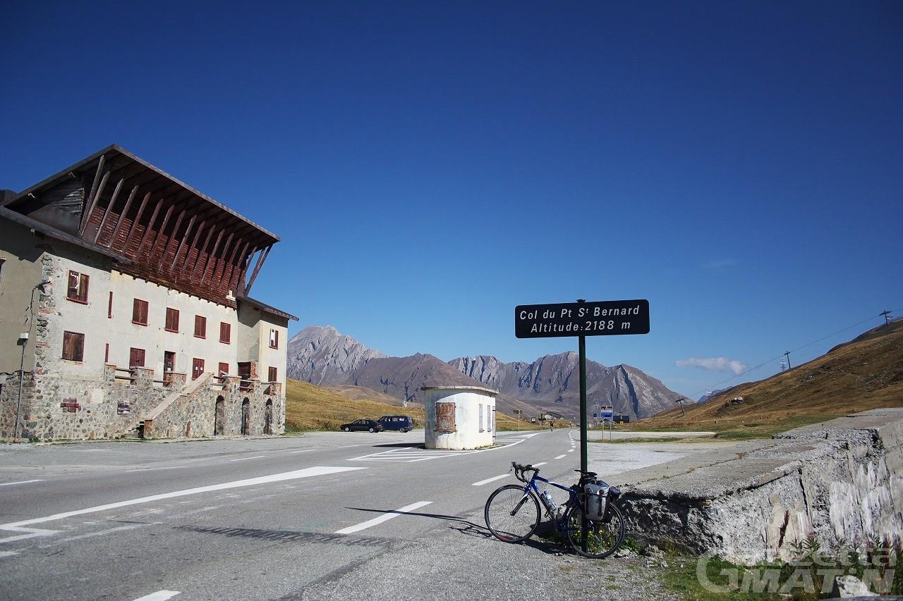 Viabilità: chiuso il colle del Piccolo San Bernardo sul versante francese