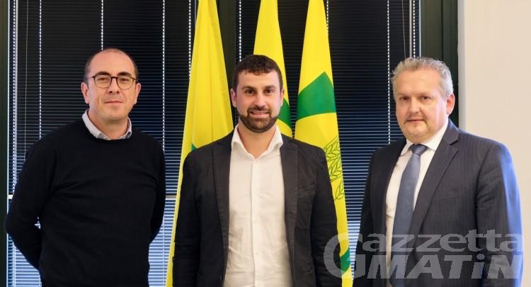Coldiretti Valle d'Aosta: Elio Gasco nuovo direttore