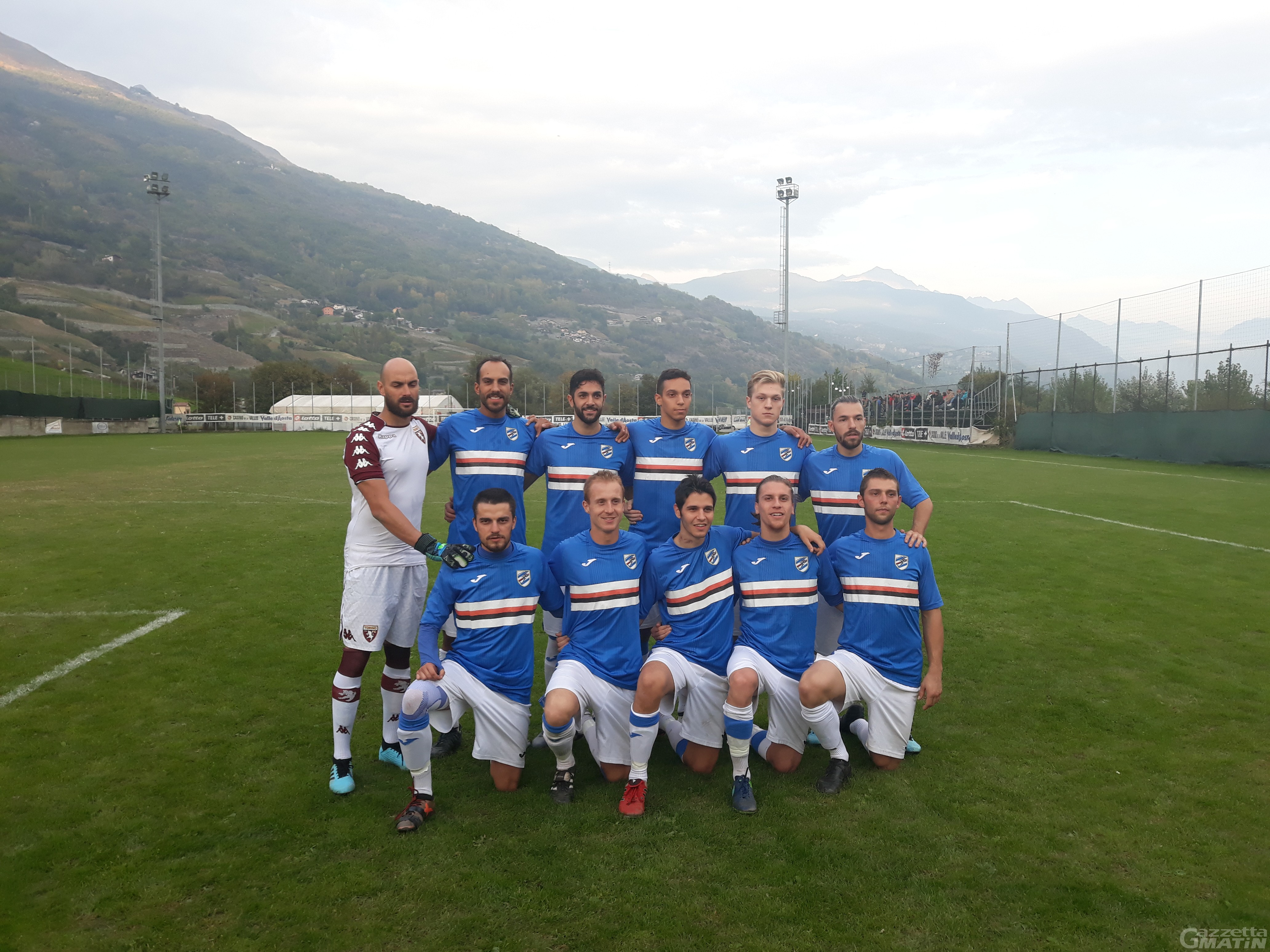 Calcio: Fenusma sconfitto in Coppa Piemonte