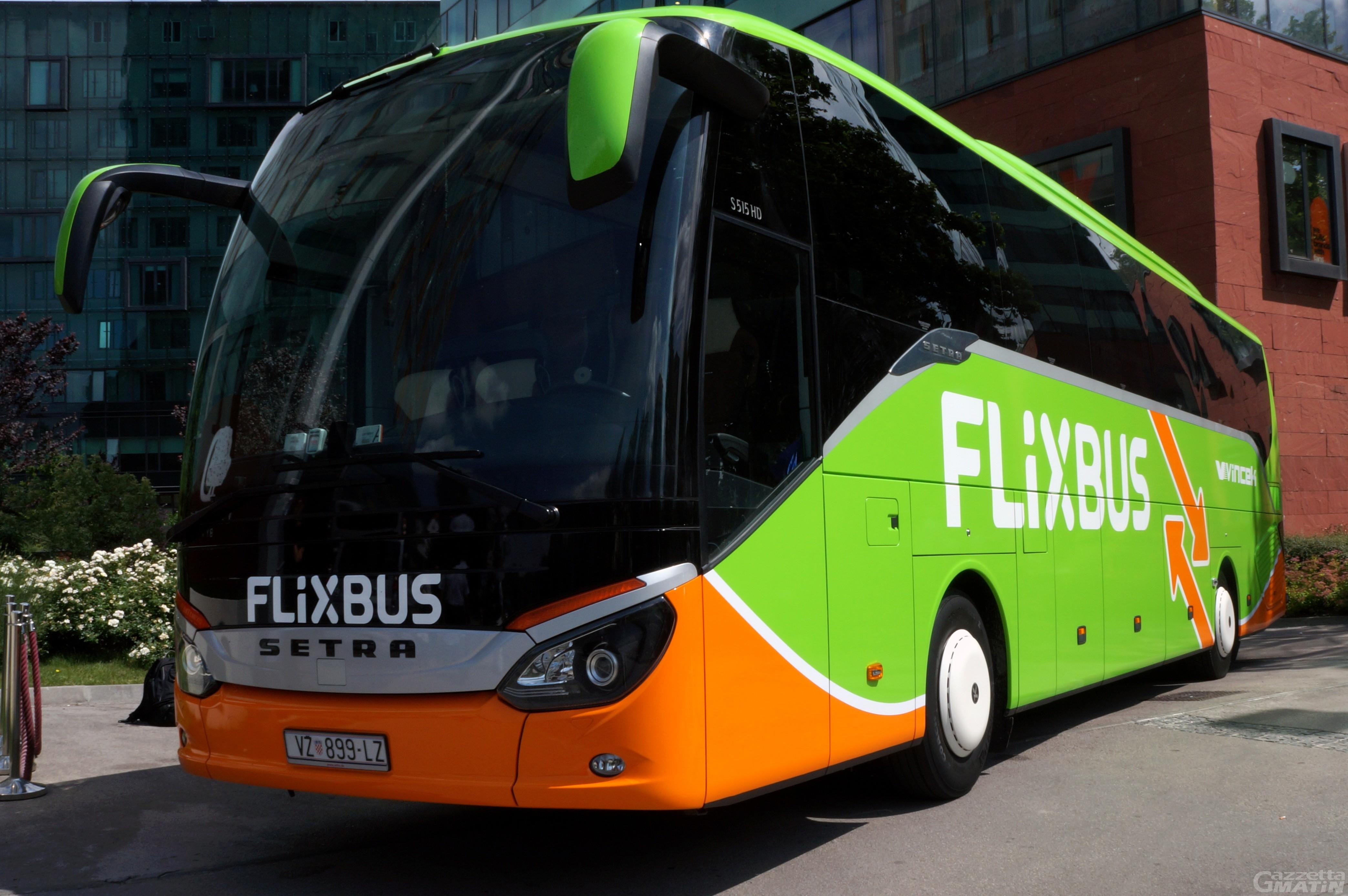 FlixBus: dalla Valle nuovi collegamenti per Digione e Parigi
