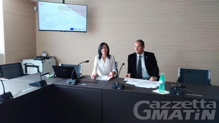 Territorio: dal Gal quasi tre milioni di euro per gli Enti locali
