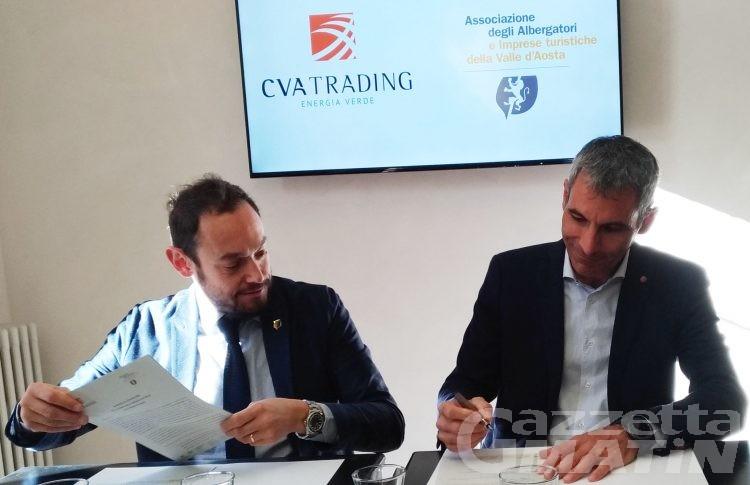Energia:  Cva e Adava hanno siglato un accordo 'green'