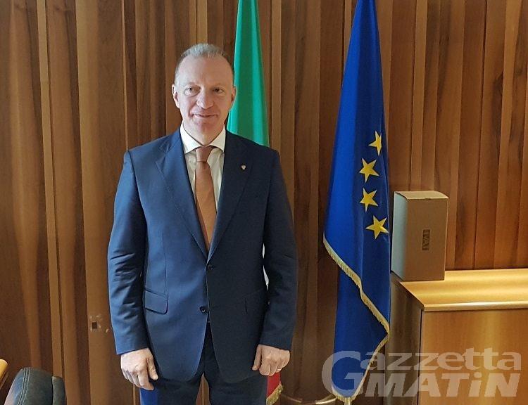 Polizia, nuovo questore di Aosta si presenta: prevenzione e sinergie
