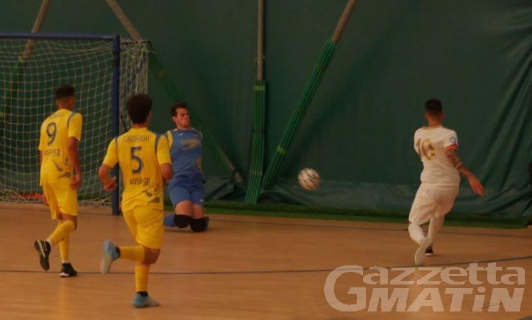 Calcio a 5: il Futsal Villorba sbanca il Montfleuri