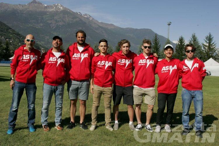 Sci alpino: si raduna la squadra Asiva maschile