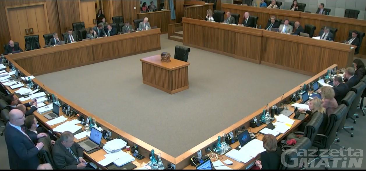Cambiamenti climatici: passa in Consiglio una risoluzione per il contrasto