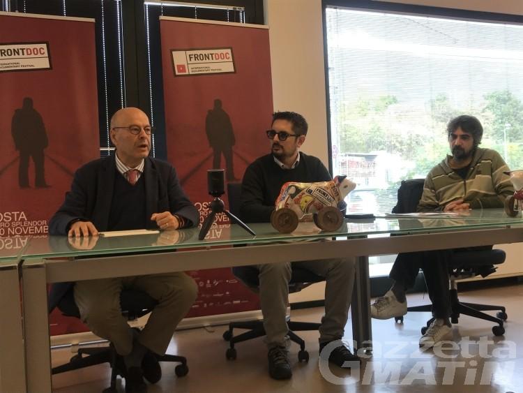 FrontDoc, Benedetta Barzini madrina del cinema di frontiera al femminile