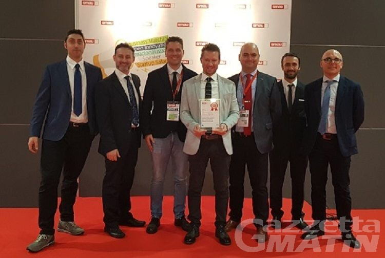Innovazione e talento di CVA SpA premiati a Smau 2019