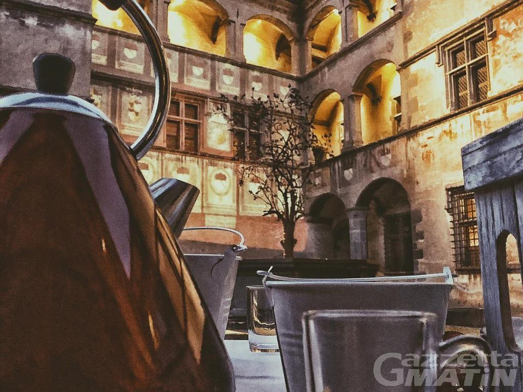 Beni culturali: torna il Té al castello di Issogne