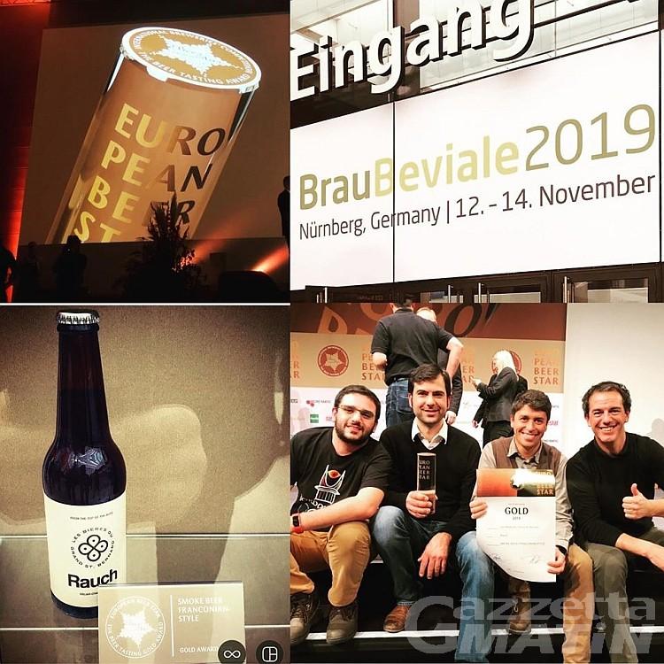 Brau Beviale: Les Bières du Grand St. Bernard in trionfo a Norimberga