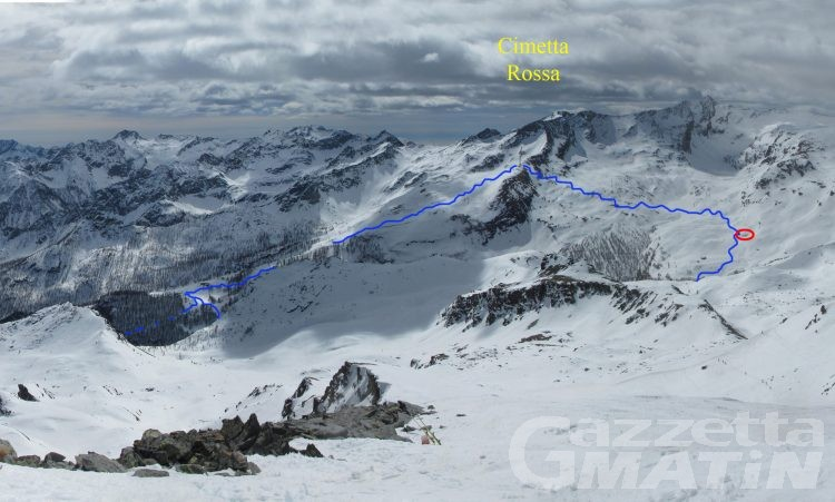 Champorcher, scialpinista scomparso: sospese le ricerche
