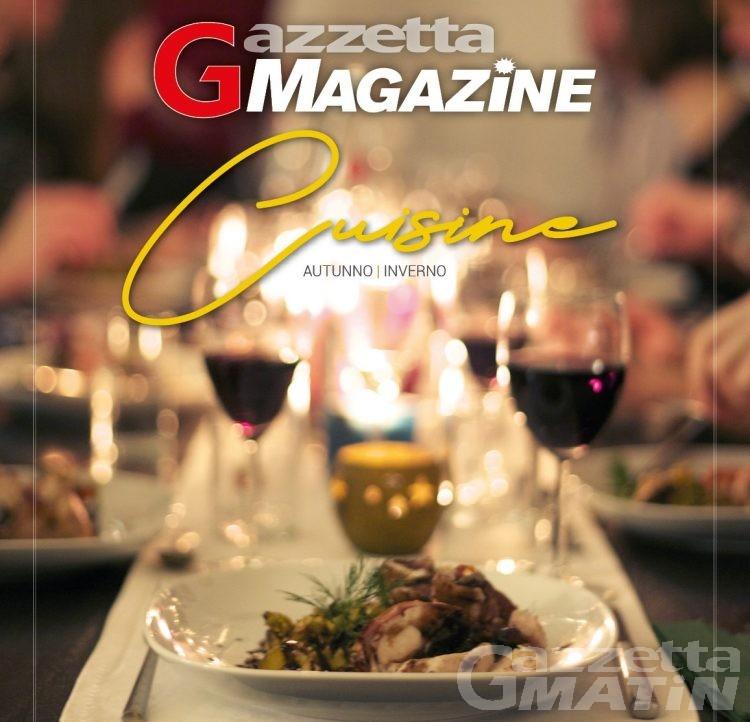 Editoria: con Gazzetta Matin in regalo il magazine Cuisine