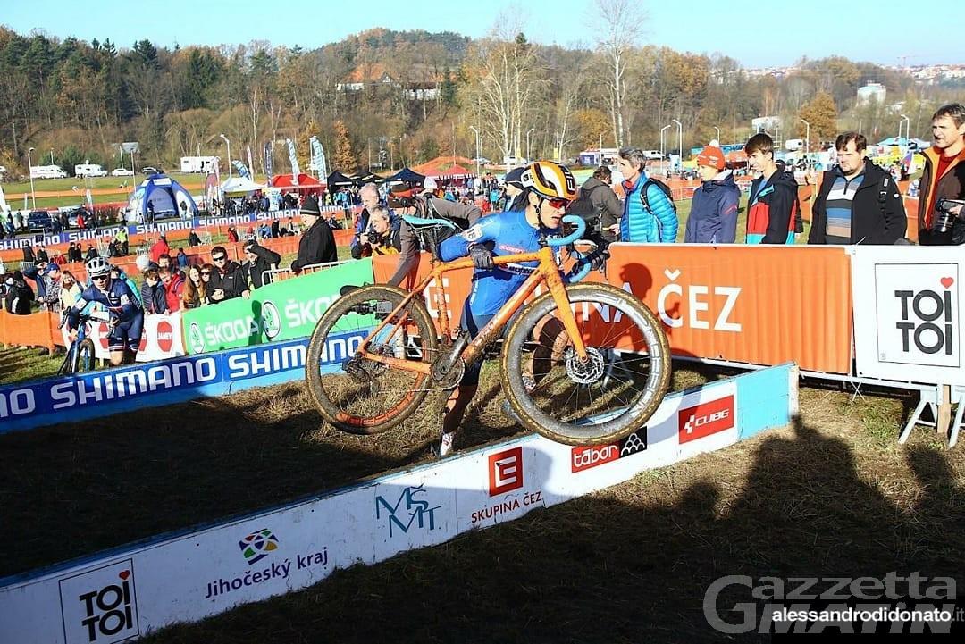 Cicloross: Agostinacchio e Challancin a podio nel Gran Premio Città di San Fior