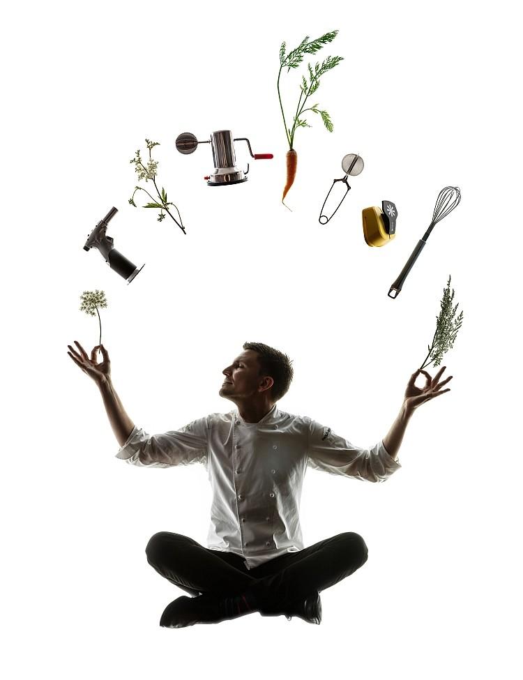 Cucina: Paolo Griffa si prende anche la Stella Michelin