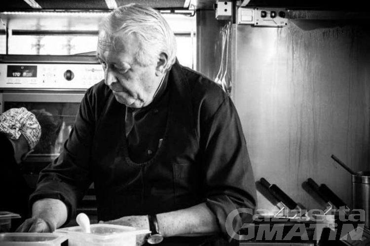 Lutto: è scomparso lo chef Paolo Vai