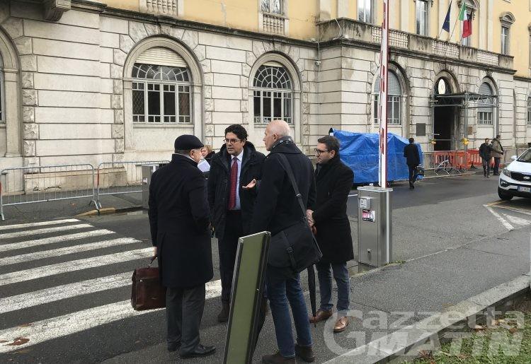 Turbativa d'asta: chiesti due anni per l'assessore di Aosta Andrea Paron