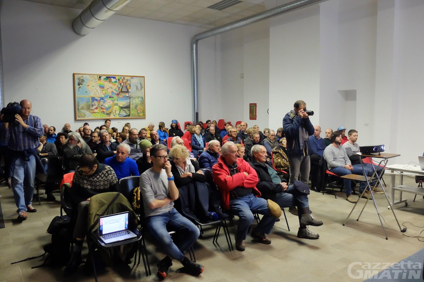 Courmayeur: Val Ferret, viabilità garantita per l'inverno