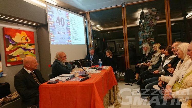 Aosta, una mostra per i 40 anni dell'Associazione Artisti Valdostani