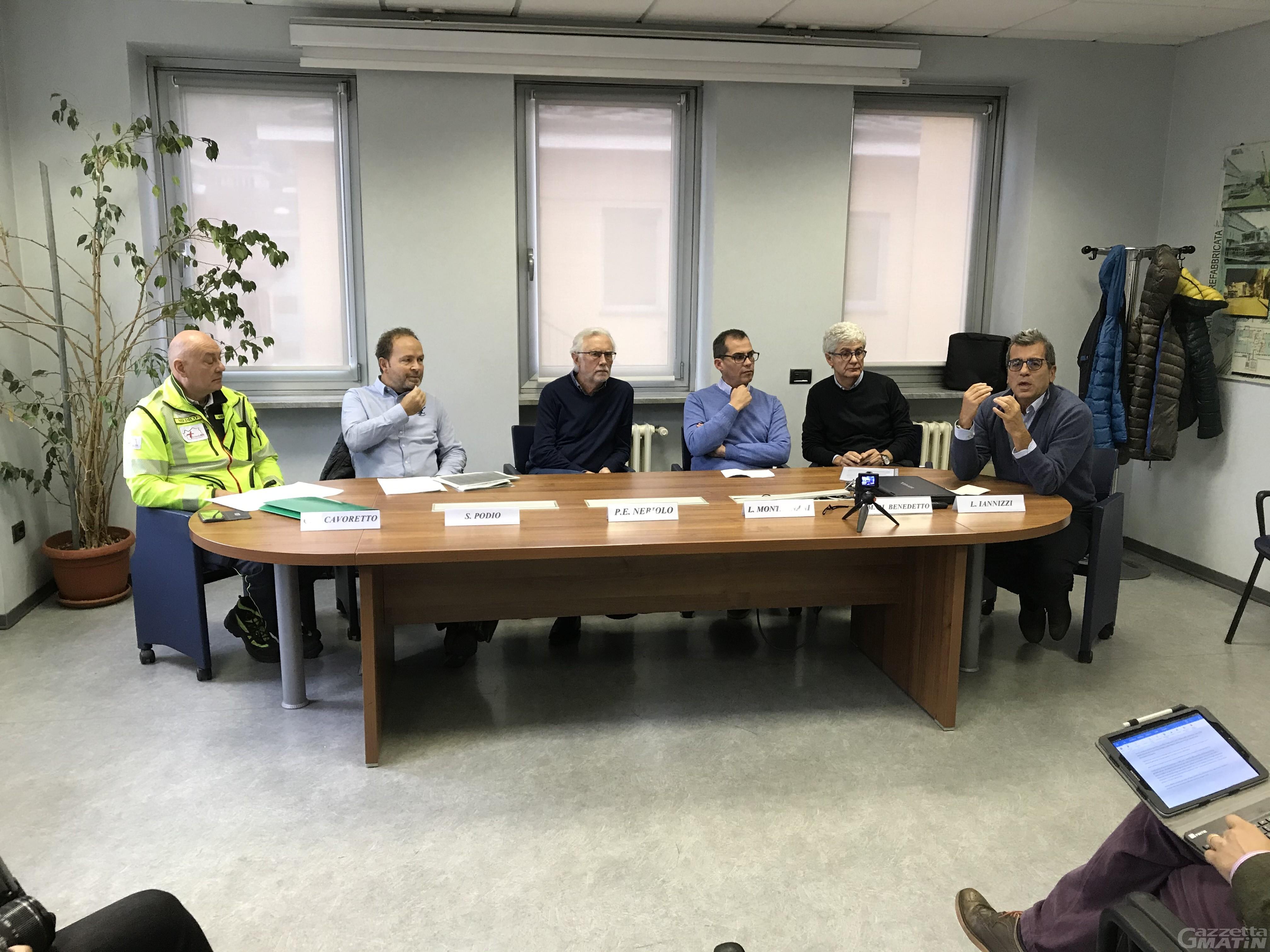 Pronto soccorso: Valle d'Aosta quarta regione italiana per tasso d'accesso