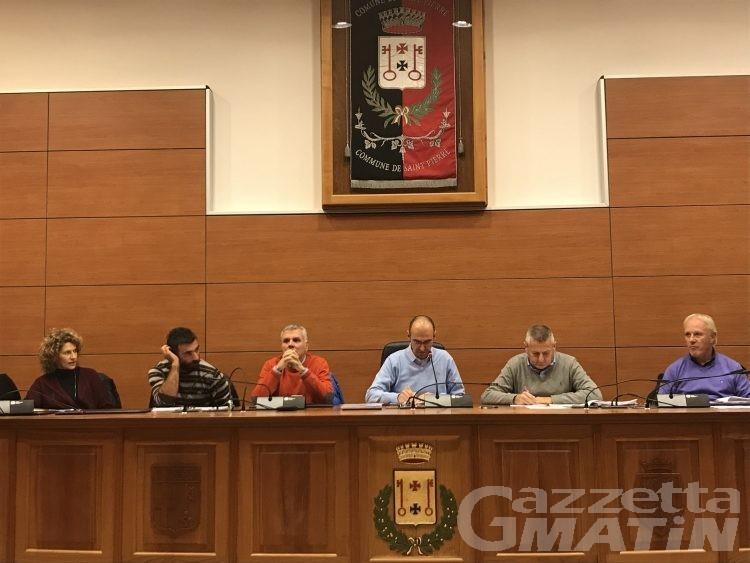 Geenna, Saint-Pierre si costituisce parte civile