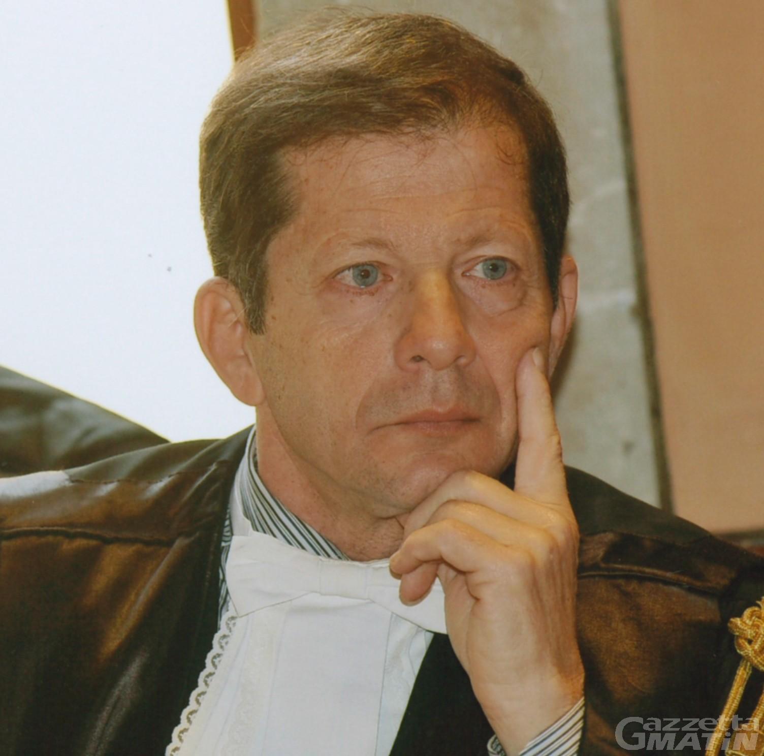 Corte dei conti Valle d'Aosta: Aloisio nominato presidente sezione d'appello in Sicilia