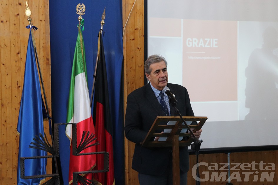 'Ndrangheta: si è dimesso il presidente della Regione Fosson