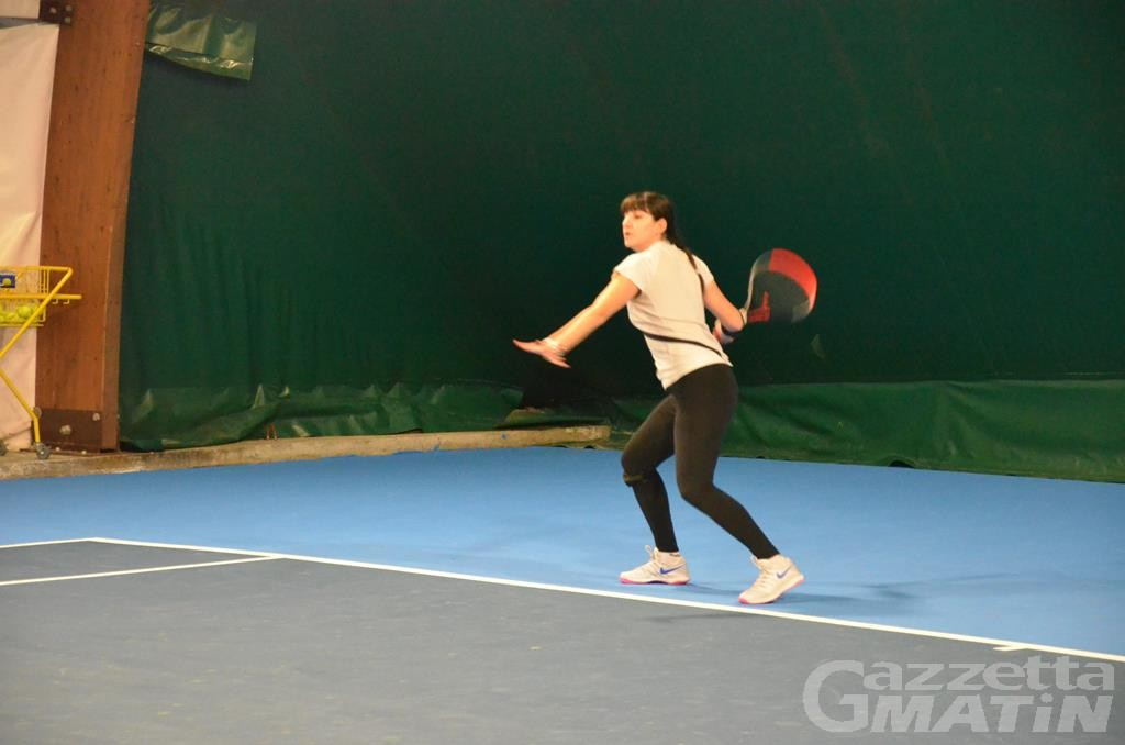 Tennis: Roberta Bencardino continua a volare al Minini