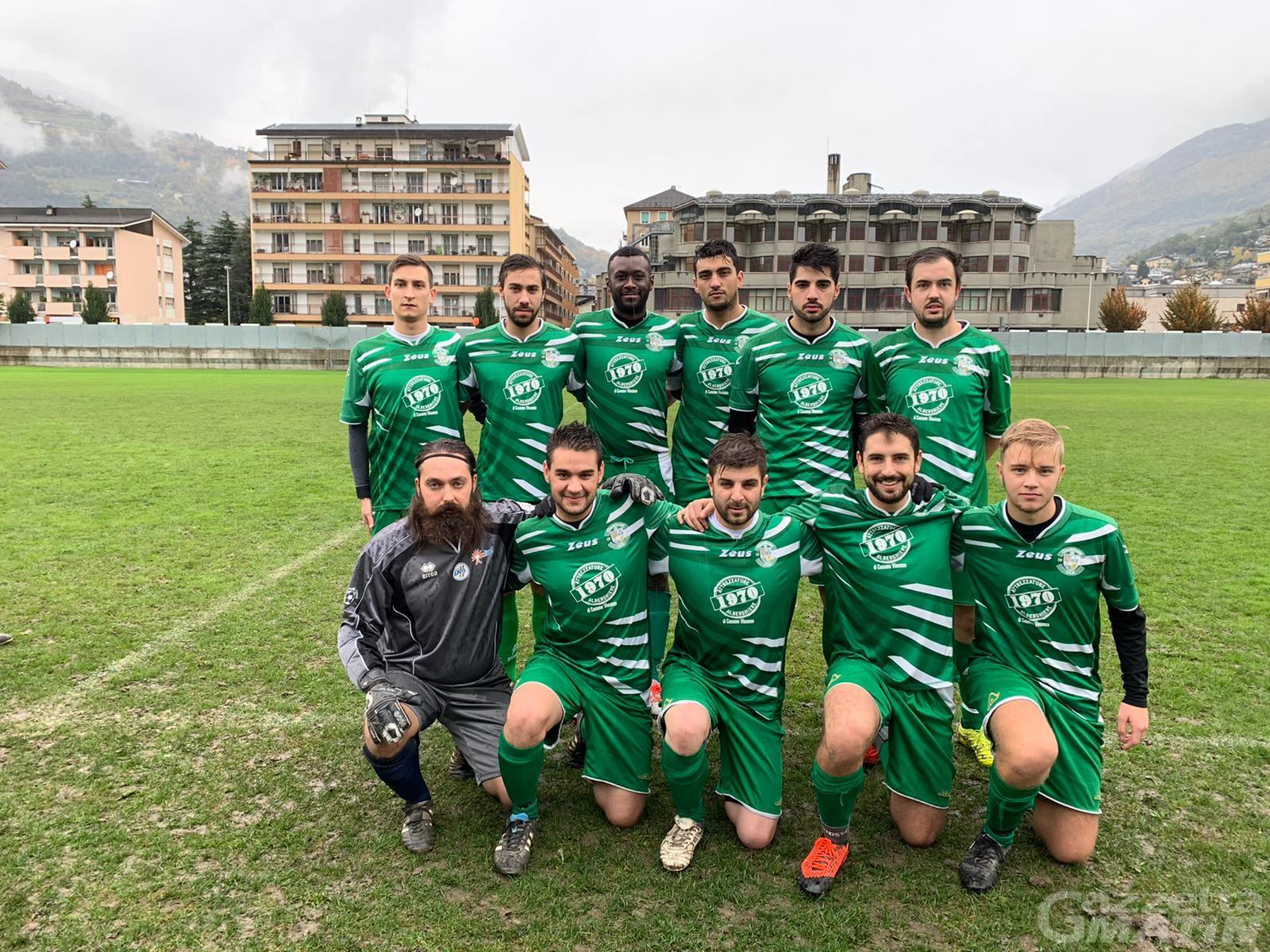 Calcio: lo Chambave sconfitto nel recupero