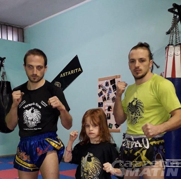 Muay Thai: Jonathan Astarita combatterà al Thai Boxe Mania
