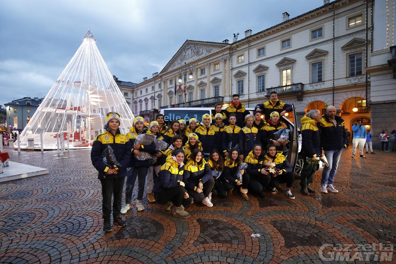 Sci alpino: domani a Pila scatta il Memorial Pietro Fosson