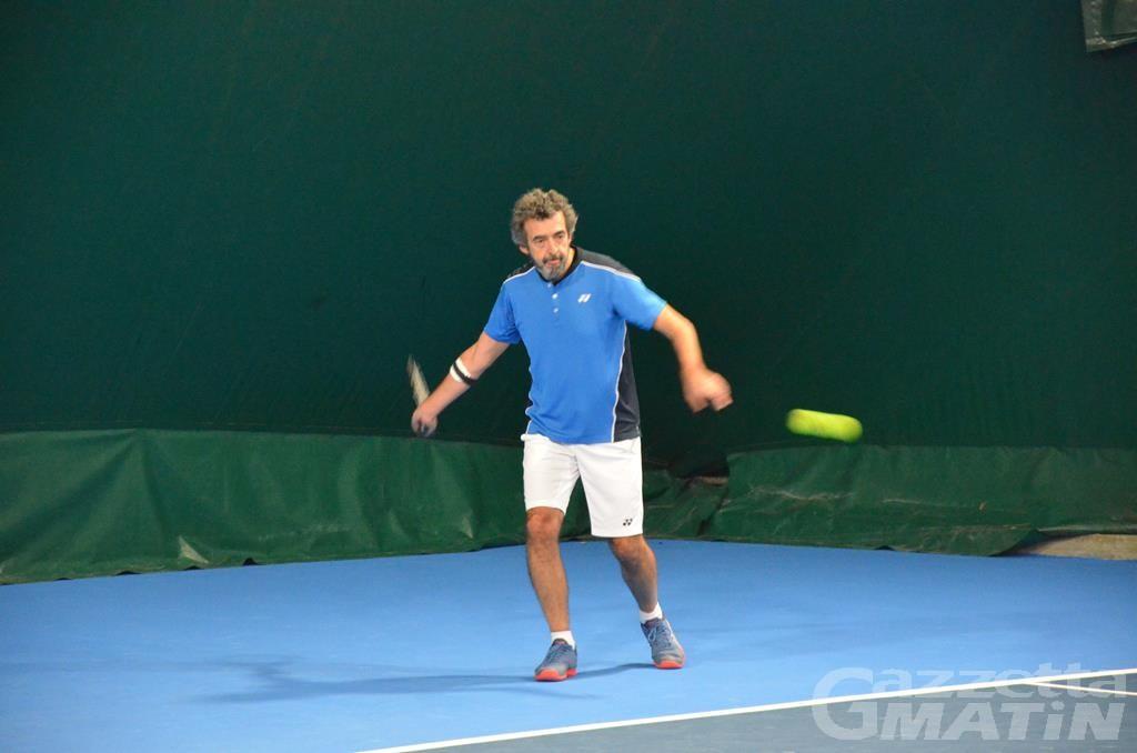 Tennis: Roberto Mistretta esordisce in scioltezza