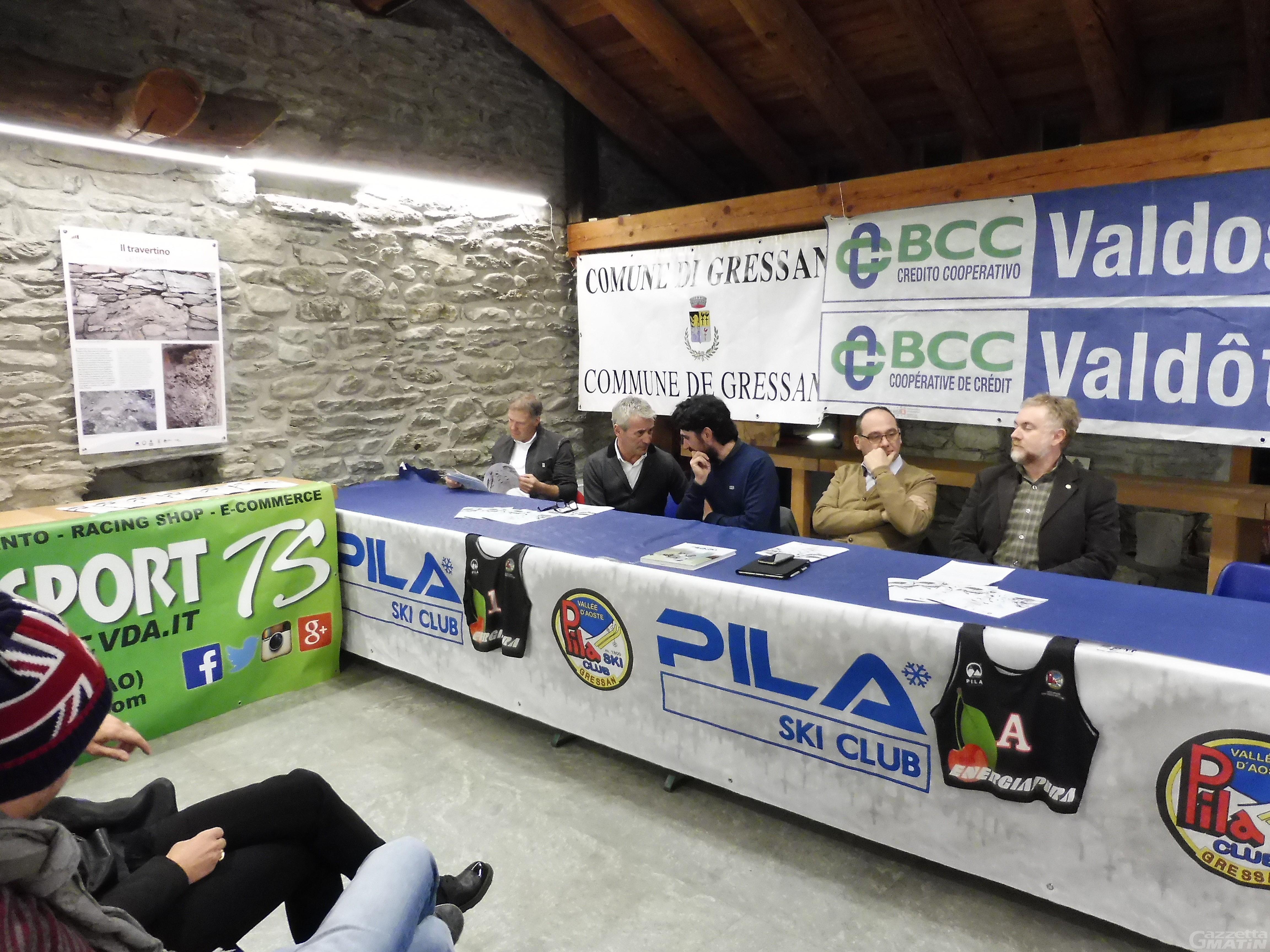 Sci alpino: a Pila torna il Trofeo Amato Cerise