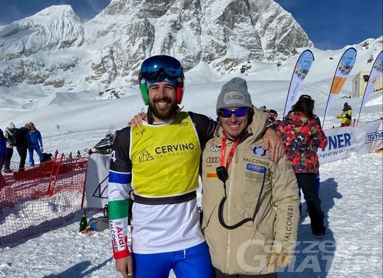 Coppa del Mondo: Sommariva e Moioli trionfano a Cervinia