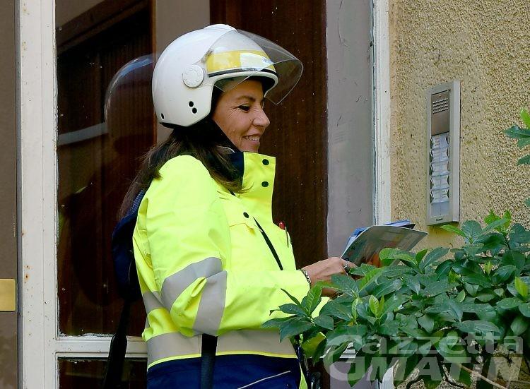 Poste italiane: lanciata in Valle d'Aosta la campagna Etichetta la cassetta