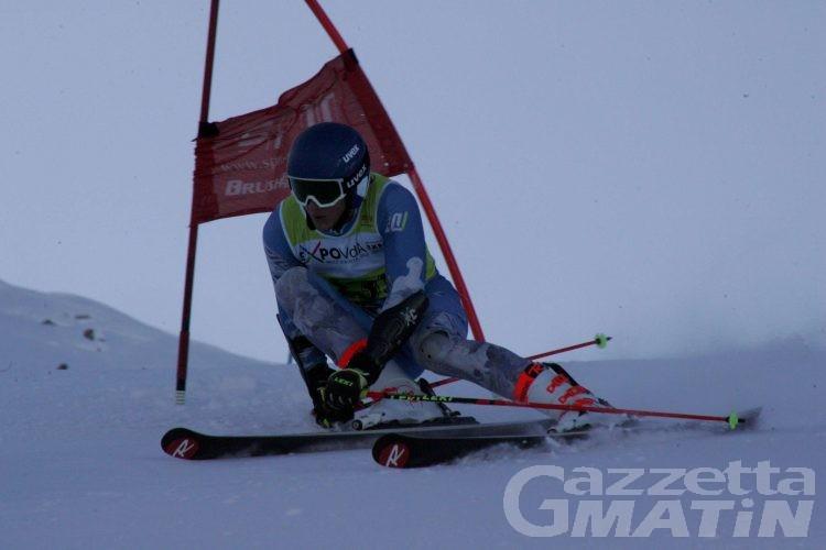 Sci alpino: i francesi dettano legge a La Thuile