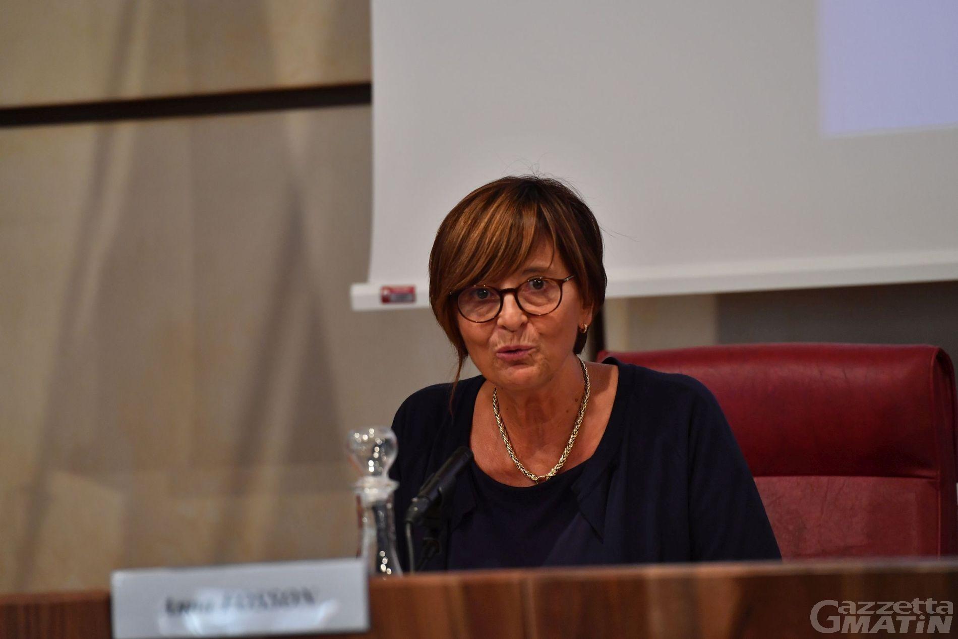 Anna Fosson: «Post sulle Sardine? Mi sono assunta la responsabilità»
