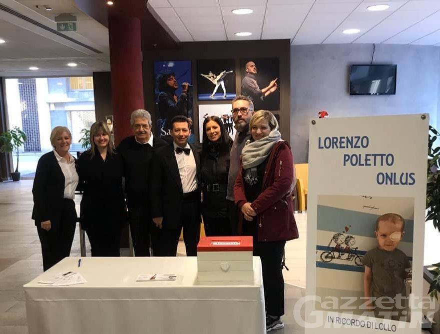 Lorenzo Poletto Onlus: la solidarietà nata dal dolore