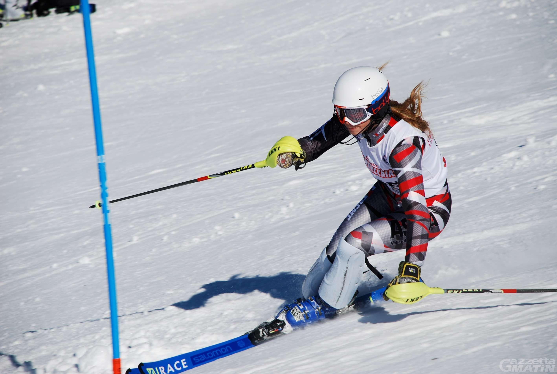 Sci alpino: Carole Agnelli ottava nel gigante di Courmayeur