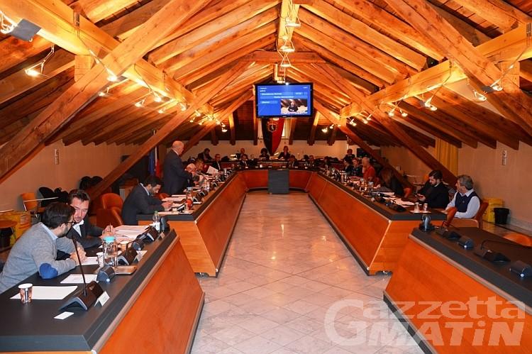 Consiglio Aosta: 1,4 milioni di bollette del servizio idrico non riscosse