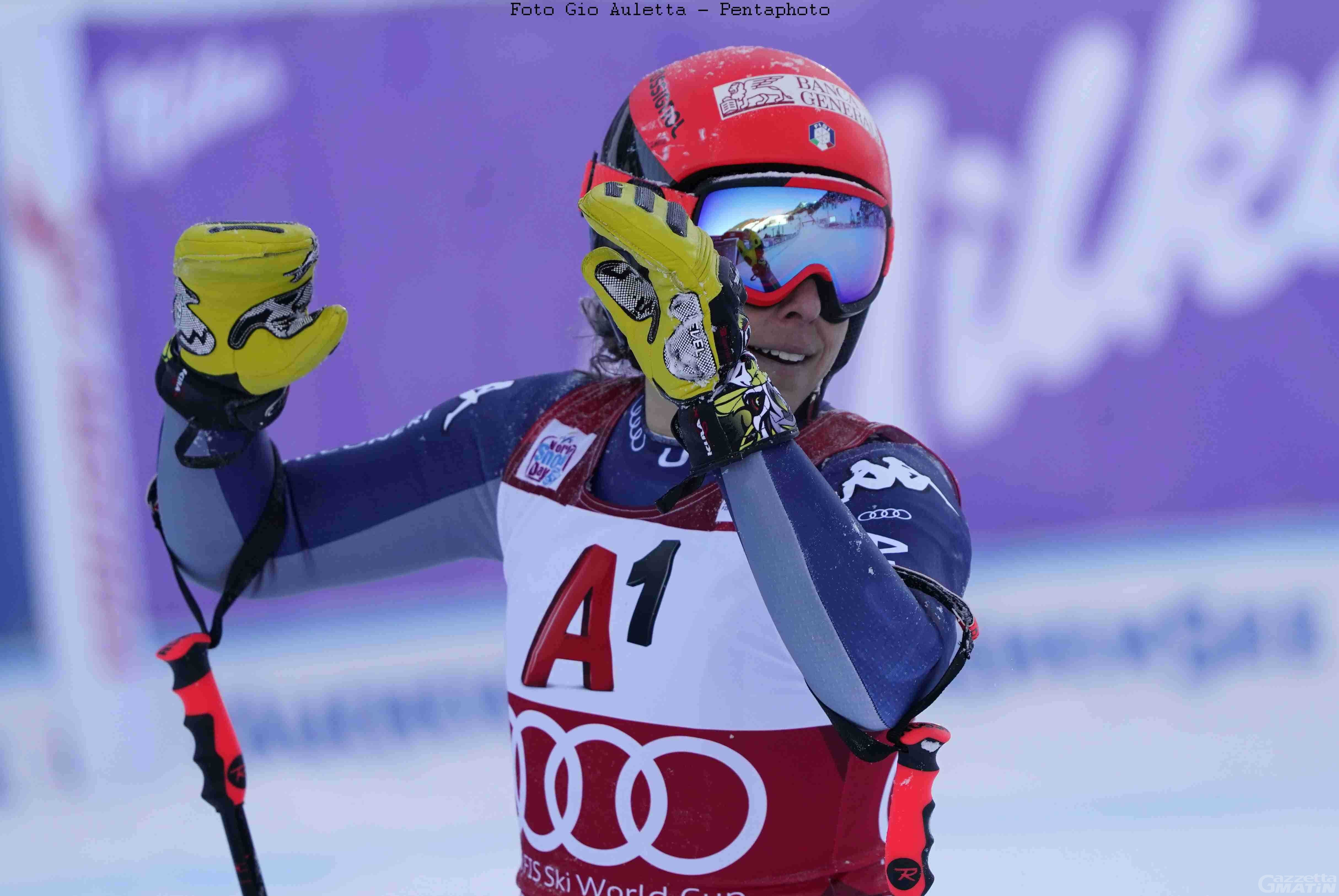 Sci alpino: Federica Brignone trionfa ad Altenmarkt