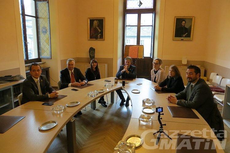 Aosta: ufficializzata nuova Giunta a forte trazione rosa