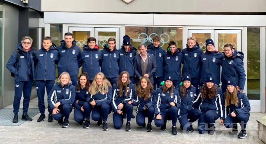 Olimpiadi Giovanili: steccano i valdostani a Losanna