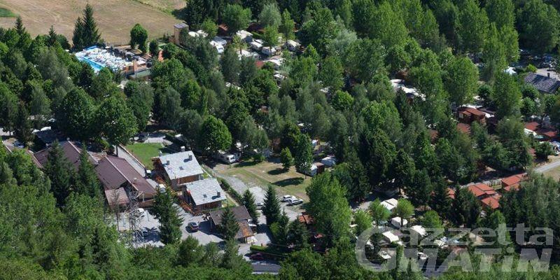 La Salle, lottizzazione abusiva: sequestrato il Camping Green Park